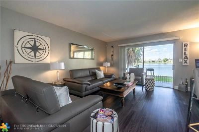 Oakland Park Condo/Townhouse For Sale: 3413 NW 44th St #104