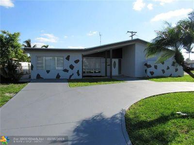 Miramar Single Family Home Backup Contract-Call LA: 6644 Arbor Dr