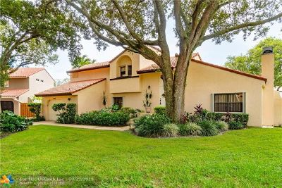 Cooper City Single Family Home For Sale: 12280 Croton Way