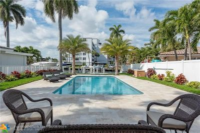 Fort Lauderdale Single Family Home Backup Contract-Call LA: 3115 NE 27th St