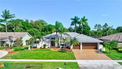 Boca Raton Single Family Home For Sale: 22233 Martella Ave