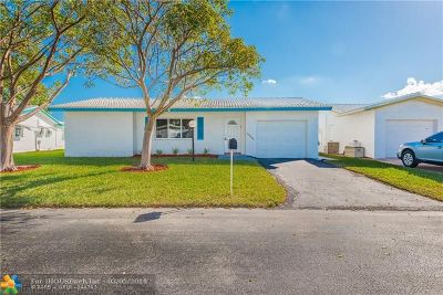 Plantation Single Family Home For Sale: 8212 NW 16th St