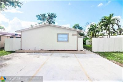 Wilton Manors Multi Family Home For Sale: 2625-2627 NW 9th Ave