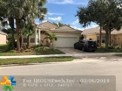 Coconut Creek Single Family Home Backup Contract-Call LA: 5854 NW 49th Ln