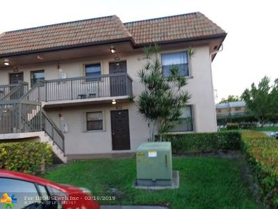 Pembroke Pines Condo/Townhouse Backup Contract-Call LA: 10504 NW 10 Street #206