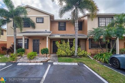 Pembroke Pines Condo/Townhouse Backup Contract-Call LA: 10356 NW 3rd St #10356