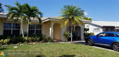 Coral Springs Single Family Home For Sale: 2602 NW 82nd Ter