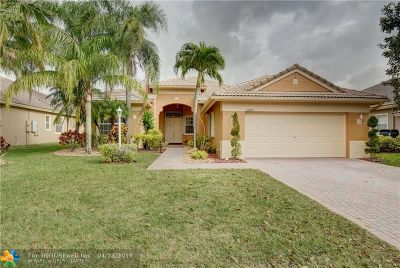 Parkland Single Family Home For Sale: 10715 NW 61st Ct