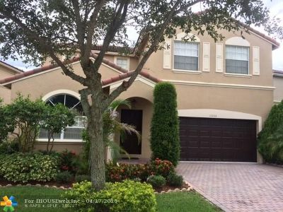 Coral Springs Rental For Rent: 12626 NW 9th