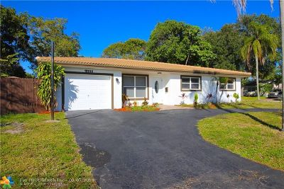 Fort Lauderdale Single Family Home Backup Contract-Call LA: 3111 NW 68th Ct