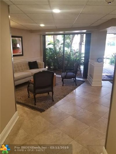 Fort Lauderdale Condo/Townhouse For Sale: 1201 River Reach Dr #501