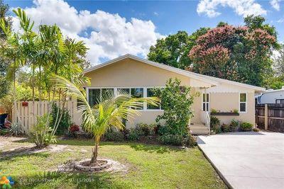 Dania Beach Single Family Home For Sale: 225 SW 5th St