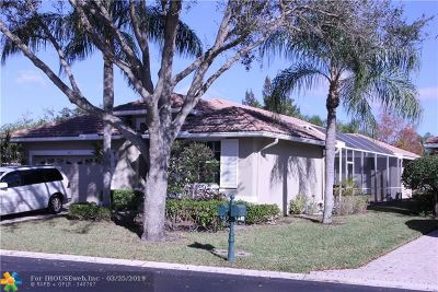 Palm Beach Gardens Single Family Home For Sale: 147 Hidden Hollow Dr