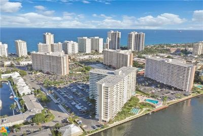 Fort Lauderdale Condo/Townhouse For Sale: 3200 NE 36th St #1712A