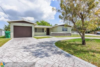 Cooper City Single Family Home For Sale: 5198 SW 94th Ave