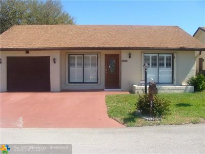 Deerfield Beach Single Family Home For Sale: 1738 SW 20th Ter