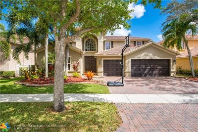 Weston Single Family Home For Sale: 3902 W Hibiscus St
