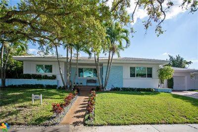Miami Single Family Home For Sale: 424 NE 103rd St
