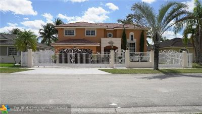Miami Single Family Home For Sale: 14328 SW 167th Ter
