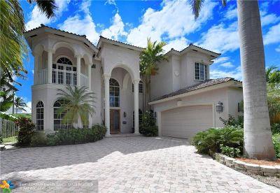 Single Family Home For Sale: 2618 Sea Island Dr