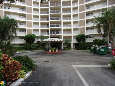 Pompano Beach Condo/Townhouse For Sale: 2940 N Course Dr #507