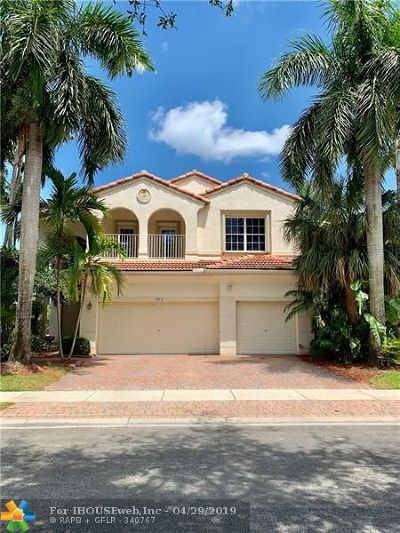 Pembroke Pines Single Family Home For Sale: 1873 NW 74th Ave