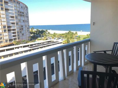 Rental For Rent: 305 N Pompano Beach Blvd #707