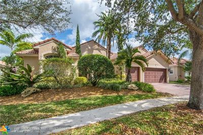 Pembroke Pines Single Family Home For Sale: 13767 NW 20th St