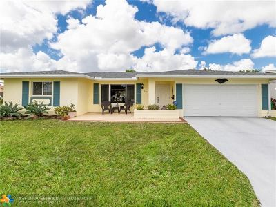 Tamarac Single Family Home For Sale: 5001 NW 51st Ave