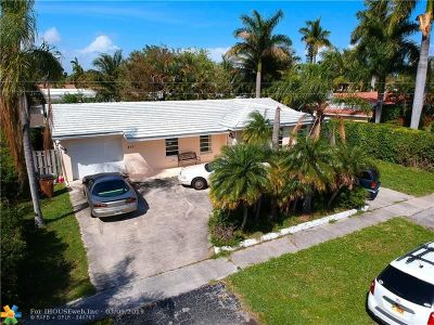 Deerfield Beach Single Family Home Backup Contract-Call LA: 817 SE 16th Ct