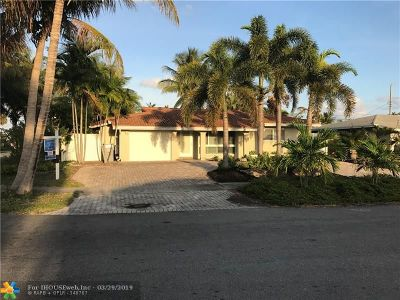 Pompano Beach Single Family Home For Sale: 400 SE 2nd Ave