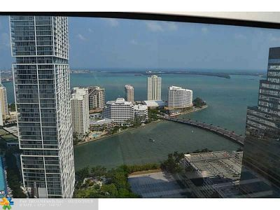 Miami Condo/Townhouse For Sale: 500 Brickell Av #3303