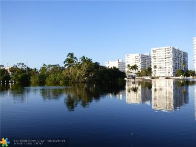 Fort Lauderdale Condo/Townhouse For Sale: 1160 N Federal Hwy #1217