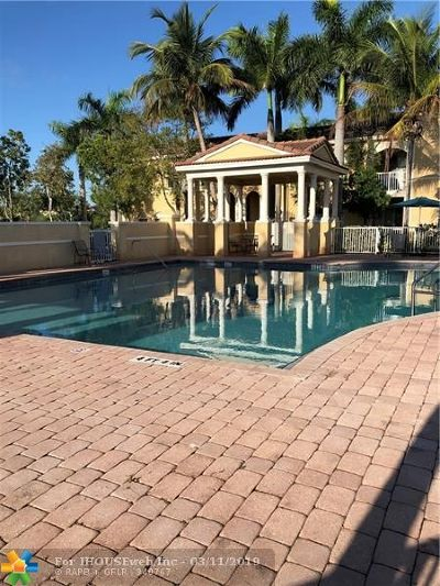 Miramar Condo/Townhouse For Sale: 4425 SW 160th Ave #214