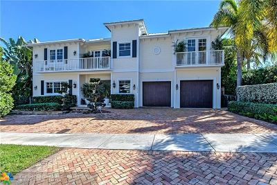 Fort Lauderdale Single Family Home Backup Contract-Call LA: 1404 SE 9th St