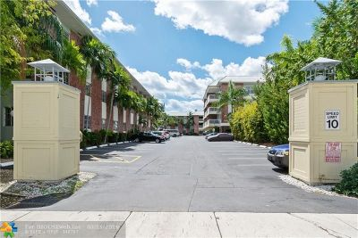 Fort Lauderdale Condo/Townhouse For Sale: 2420 SE 17th St #308C