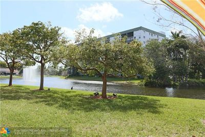 Pompano Beach Condo/Townhouse Backup Contract-Call LA: 2236 N Cypress Bend Dr #105