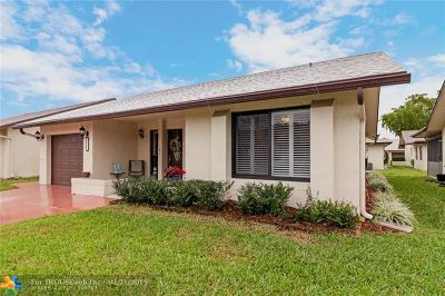 Deerfield Beach Single Family Home For Sale: 2024 SW 15th Pl