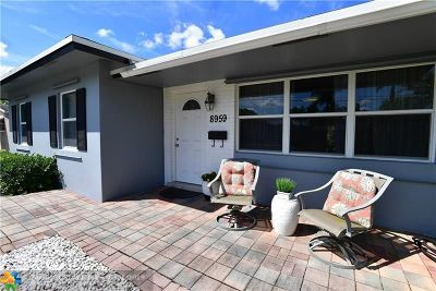 Cooper City Single Family Home For Sale: 8959 SW 52nd Ct