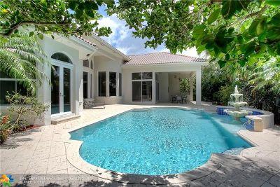 Plantation Single Family Home For Sale: 10380 Golden Eagle Ct