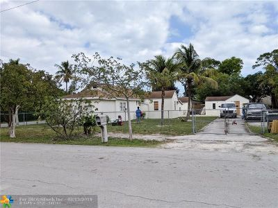 Fort Lauderdale Multi Family Home For Sale: 1046 NW 3rd Ave