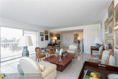 West Palm Beach Condo/Townhouse For Sale: 2600 N Flagler Dr #302