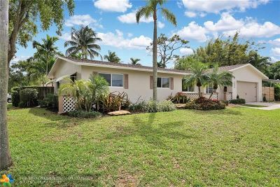 Coconut Creek Single Family Home For Sale: 4000 NW 4th St