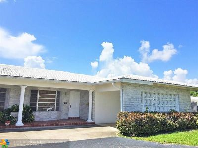 Fort Lauderdale Multi Family Home For Sale: 2700 NE 49th St