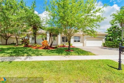 Davie Single Family Home For Sale: 13857 SW 44th St