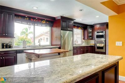 Coconut Creek Single Family Home For Sale: 611 NW 45th Ave