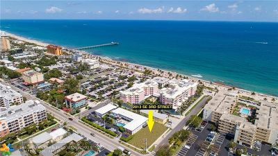 Deerfield Beach Residential Lots & Land For Sale: 2013 SE 3rd St