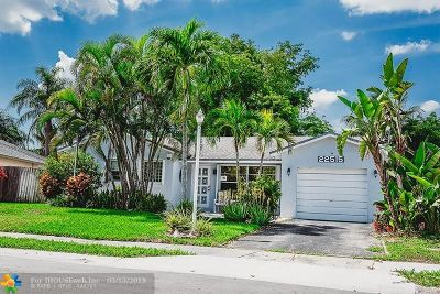 Boca Raton Single Family Home For Sale: 22515 SW 65th Ter