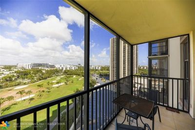 Aventura Condo/Townhouse For Sale: 20335 W Country Club Dr #1110