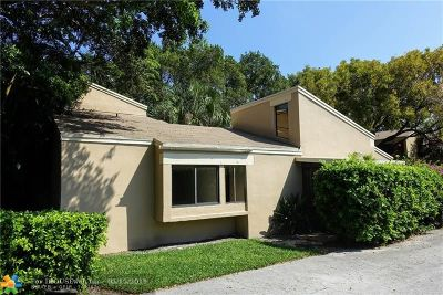 Boca Raton Condo/Townhouse For Sale: 1181 NW 13th St #1